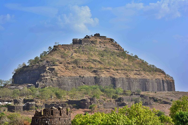 Devagiri or Daulatabad fort