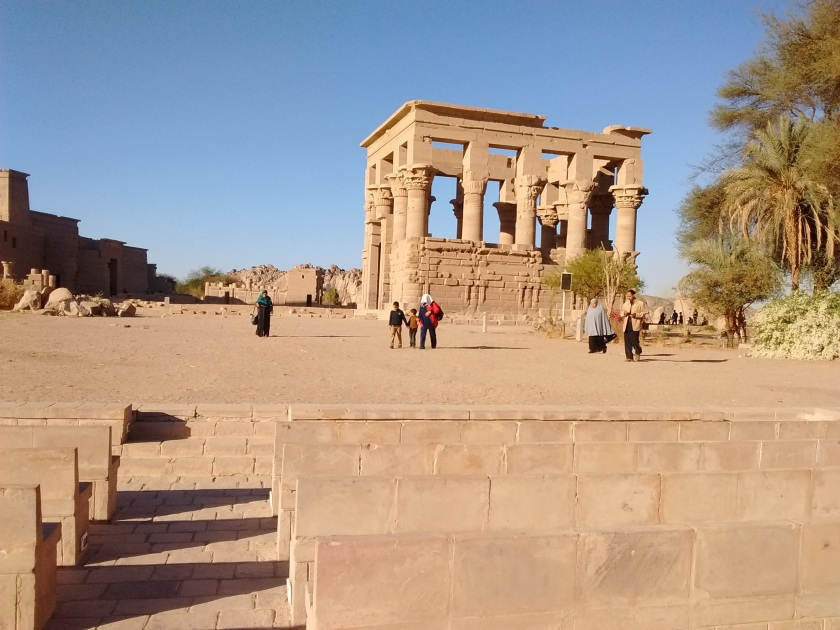 Ancient structure in Egypt