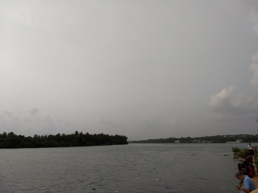 Gurupura river