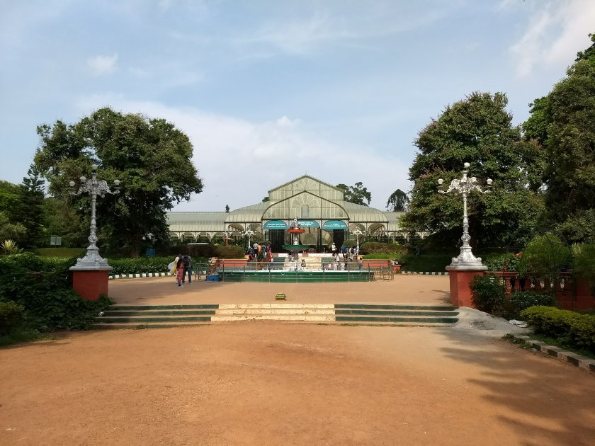 The showpiece of Lalbagh