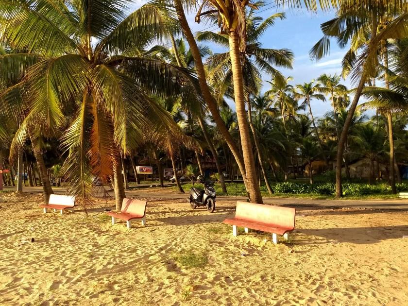 Katpadi beach